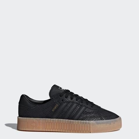 Schuh on from Buttons Sambarose 21 ADIDAS 76ybfgY
