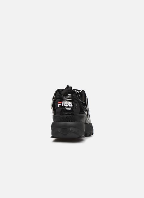 Fila Disruptor P Low Wmn Negro