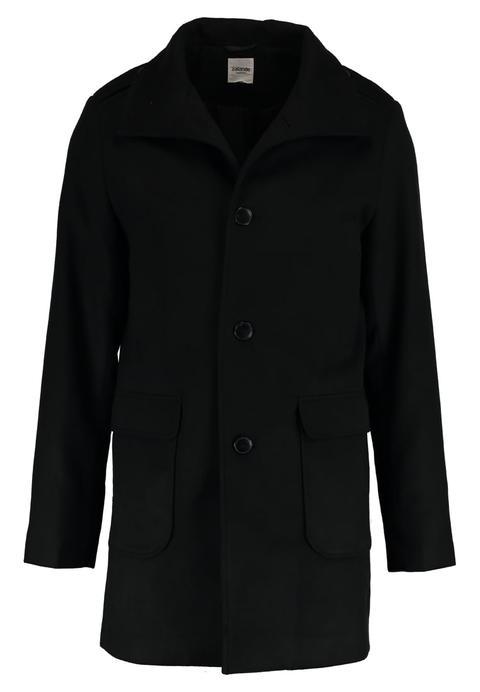 Zalando Essentials Abrigo De Invierno Black de Zalando en 21 Buttons