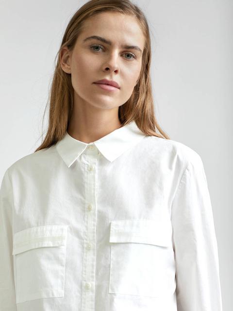 Camisa Algodón Bolsillos de Javier Simorra en 21 Buttons