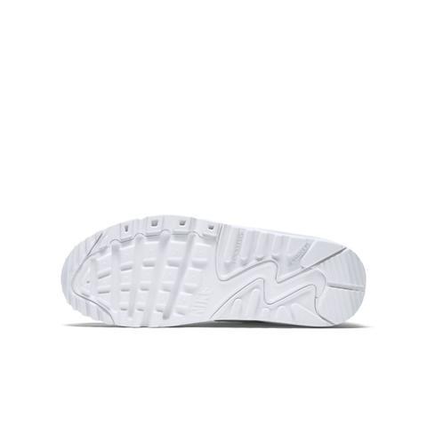 Scarpa Nike Air Max 90 Leather - Ragazzi - Bianco
