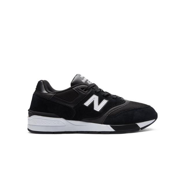 new balance 597 noir