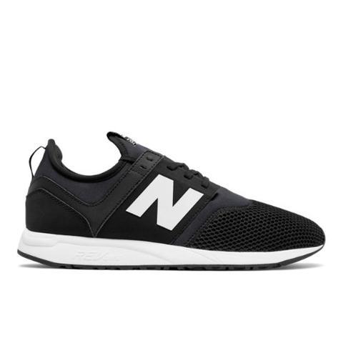 new balance 247 grigio