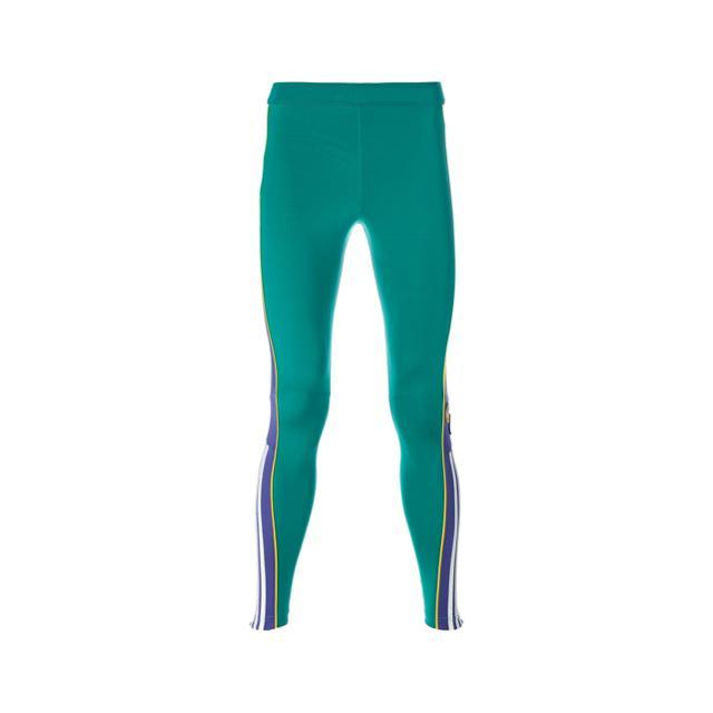 leggings verde adidas