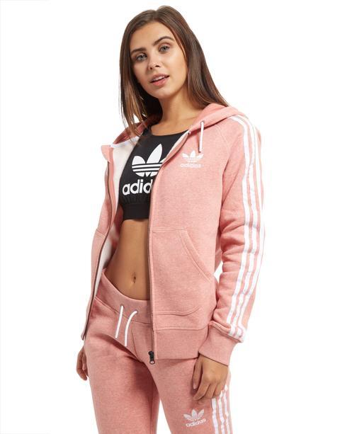 Adidas Originals California Full-zip Felpa Con Cappuccio Donna de Jd Sports en 21 Buttons