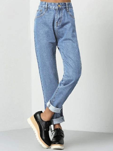 Vaqueros Mom Jeans