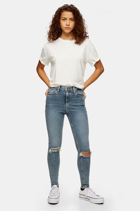 Greencast Ripped Jamie Skinny Jeans