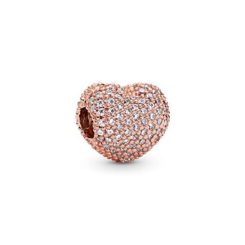Charm Pandora Rose Abre Mi Corazón de Pandora en 21 Buttons