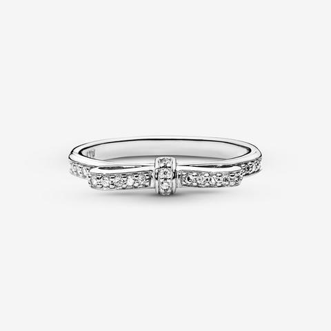 fiocco pandora anello
