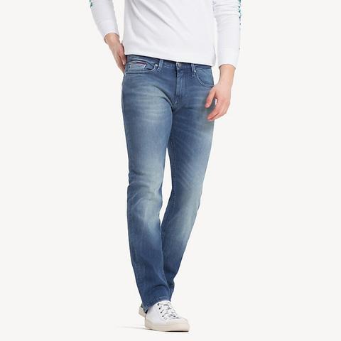 Jeans Slim Fit In Denim de Tommy Hilfiger en 21 Buttons