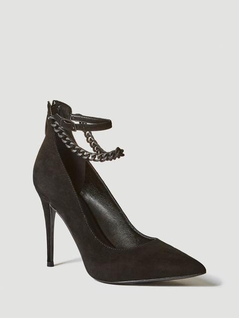 Zapato De Salón Orlena Ante