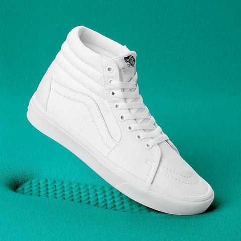 scarpe uomo bianco vans