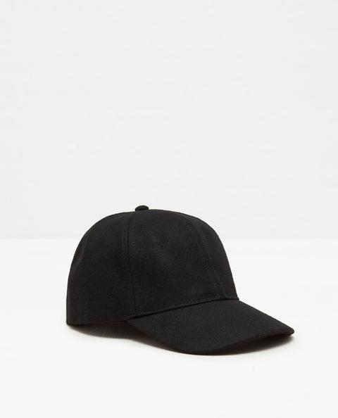 alta moda carino migliore Cappello Di Panno from Zara on 21 Buttons