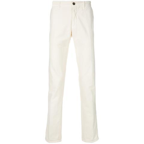 Incotex pantalones chinos clásicos - Neutro farfetch beige Pantalones chinos