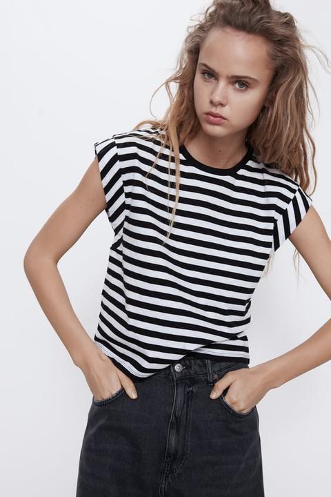 Camiseta Manga Sisa