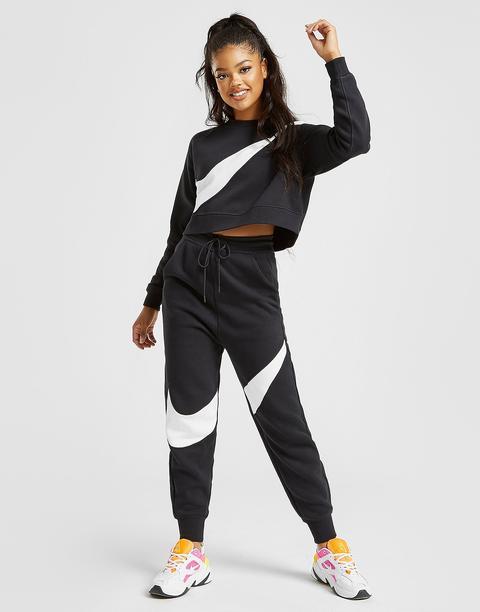 Super süße elegant im Stil Kunden zuerst Nike Oversized Swoosh Jogginghose Damen from Jd Sports on 21 Buttons