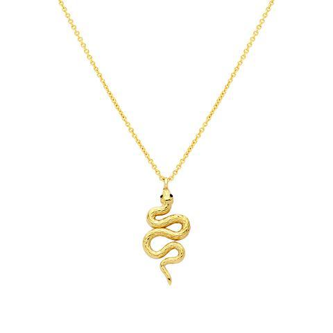 Snake Necklace de Maria-Pascual en 21 Buttons