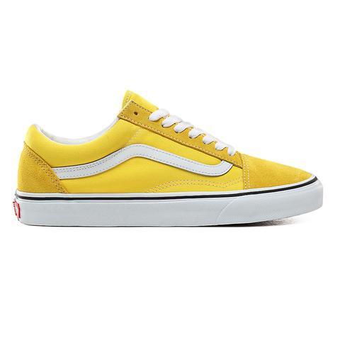 2vans amarilla mujer