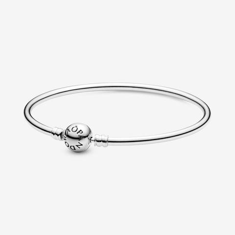 Pandora Moments Bangle - Sterling Silver
