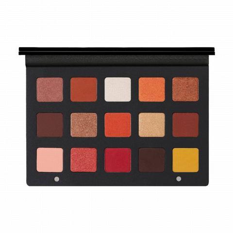 Sunset Palette Paleta De Sombras De Ojos de Sephora en 21 Buttons