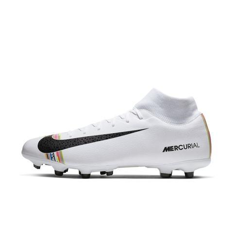 Scarpa Da Calcio Multiterreno Nike Mercurial Superfly 6 Academy Lvl Up Mg Bianco from Nike on 21 Buttons