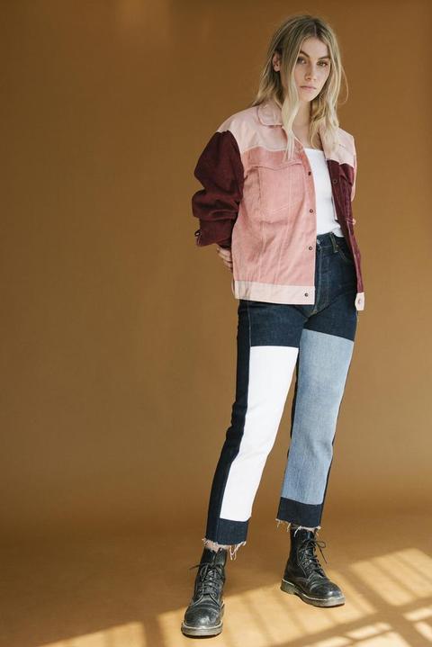 Bicolor Dark Levi's Jeans de ARIZONA VINTAGE en 21 Buttons