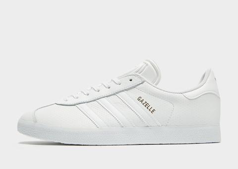 Adidas Originals Gazelle, Blanco de Jd Sports en 21 Buttons
