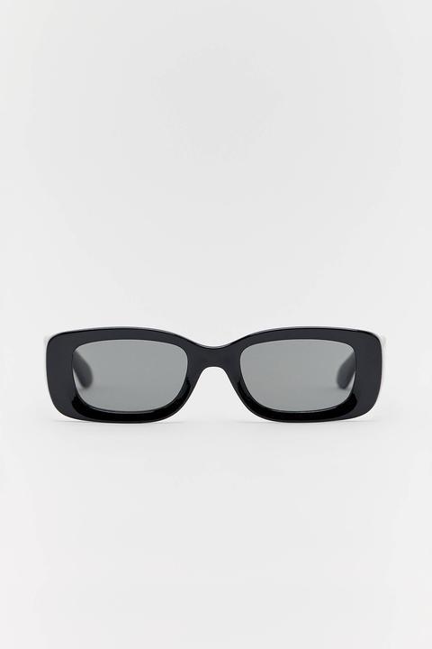Gafas Sol Rectangulares Básicas