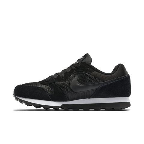 Nike Md Runner 2 Zapatillas - Mujer - Negro