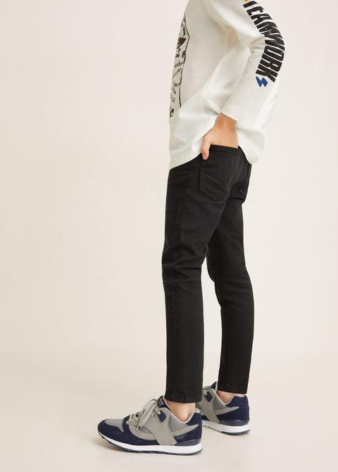 precio razonable nueva alta calidad más barato Jeans Slim-fit from Mango Outlet on 21 Buttons