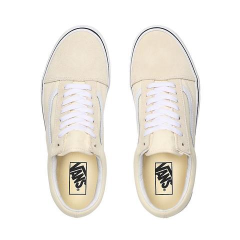 Vans Zapatillas Old Skool (classic White/true White) Mujer Blanco