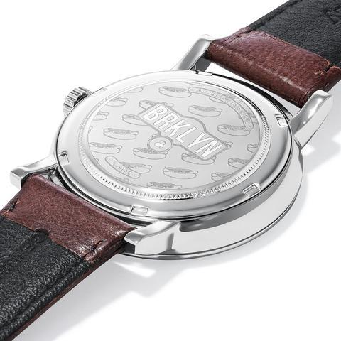 Reloj Brooklyn Correa Esfera Blanca