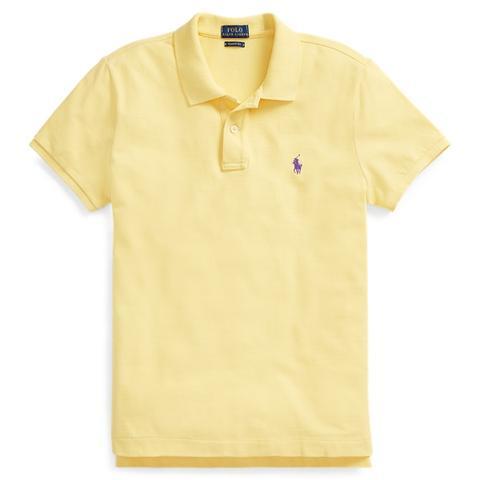 Polo De Piqué Classic Fit de Ralph Lauren en 21 Buttons