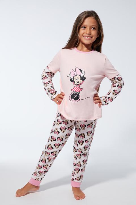 taglia 40 45398 39198 Pigiama Lungo Mickey Mouse Minnie from Tezenis on 21 Buttons