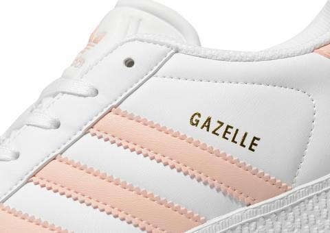 adidas originals gazelle ii junior pink