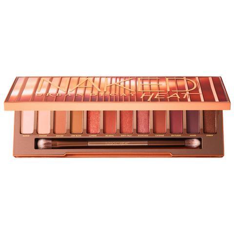 Naked Heat Paleta De Sombras De Ojos de Sephora en 21 Buttons