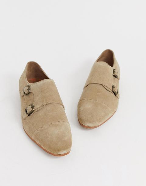 Zapatos Monk De Ante Beis De Walk London de ASOS en 21 Buttons