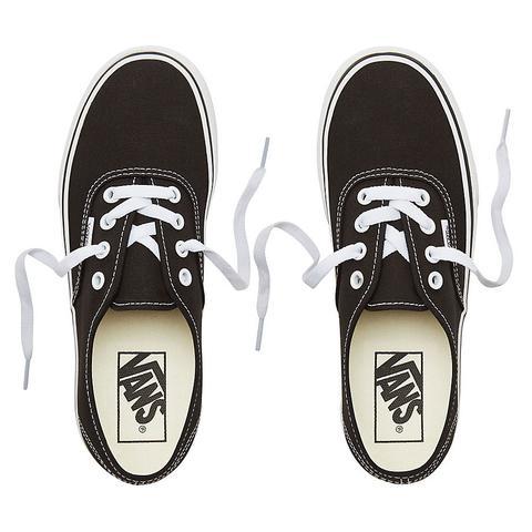 Vans Zapatillas Authentic 2.0 De Plataforma (black) Mujer Negro