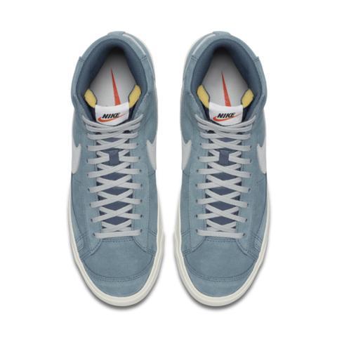 Nike Blazer Mid'77 Suede - Zapatillas - Azul