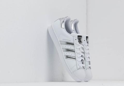 Adidas Superstar Ftw White/ Silvmt/ Core Black de Footshop en 21 Buttons
