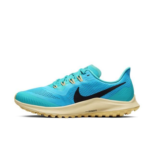 descuento Mediar Volver a disparar  Nike Air Zoom Pegasus 36 Trail Zapatillas De Running Para Trail - Mujer -  Azul from Nike on 21 Buttons