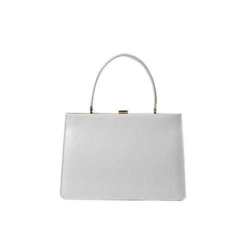 Hurra Basic Leather Tote Bag de Jessica Buurman en 21 Buttons