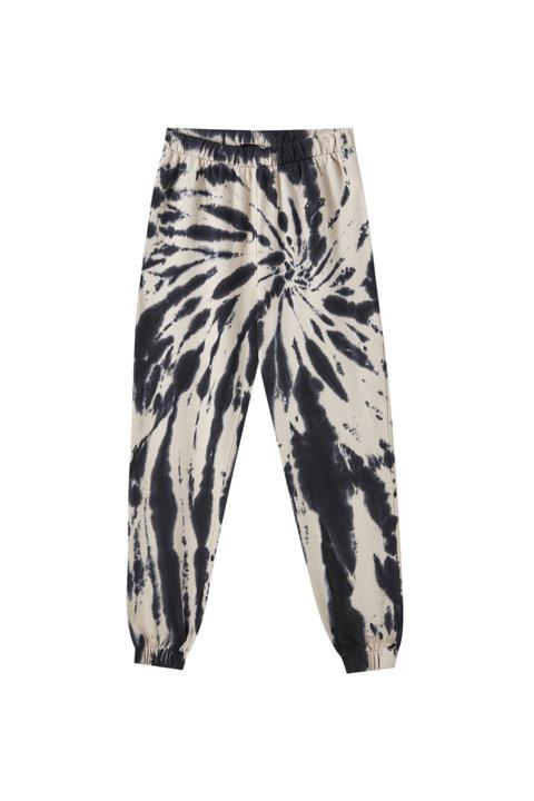 Pantalón Jogger Tie-dye Espiral