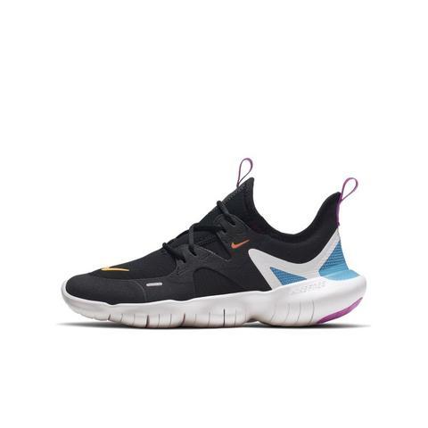 Scarpa Da Running Nike Free Rn 5.0 - Ragazzi - Nero de Nike en 21 Buttons