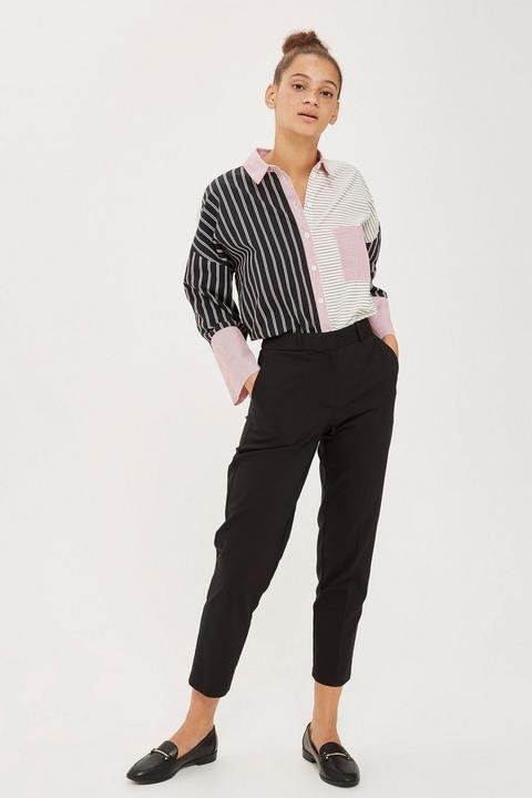 Slim Tapered Suit Trousers de Topshop en 21 Buttons