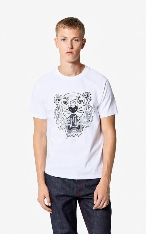 Tiger T-shirt de Kenzo en 21 Buttons