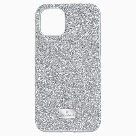 Funda Para Smartphone High, Iphone® 11 Pro, Tono Plateado de Swarovski en 21 Buttons