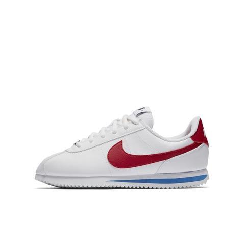 Scarpa Nike Cortez Basic Sl - Ragazzi - Bianco de Nike en 21 Buttons