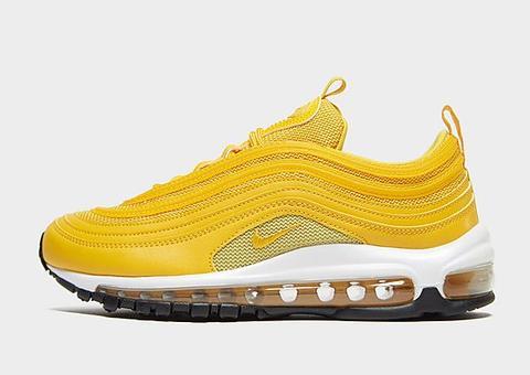 air maxes 97 yellow