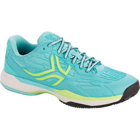 nueva productos gran venta diseñador nuevo y usado Zapatillas De Tenis Para Mujer Clay Ts990 Turquesa from Decathlon on 21  Buttons